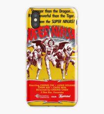SUPER NINJAS iPhone Case/Skin
