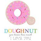 doughnut love by creativemonsoon
