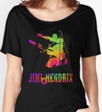 JIMI HENDRIX Women's Relaxed Fit T-Shirt