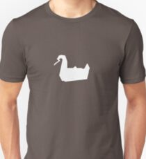 Prison Break Crane - White Unisex T-Shirt
