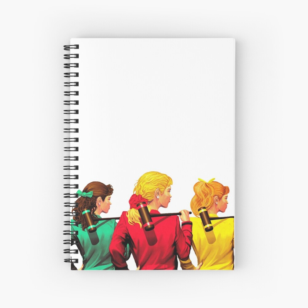 Heathers Spiral Notebook