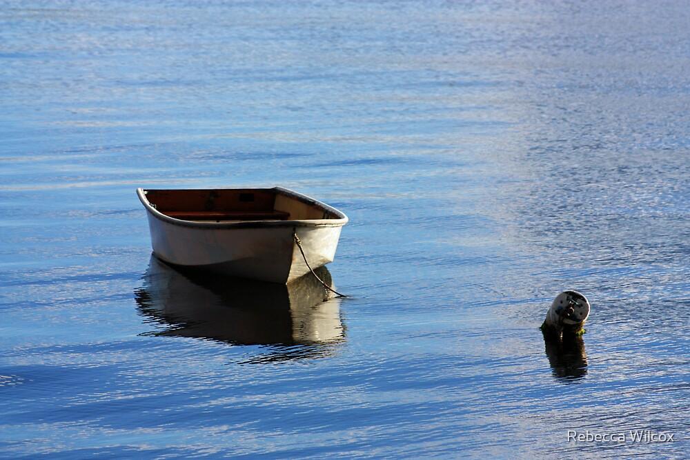 Floating by Rebecca Brann