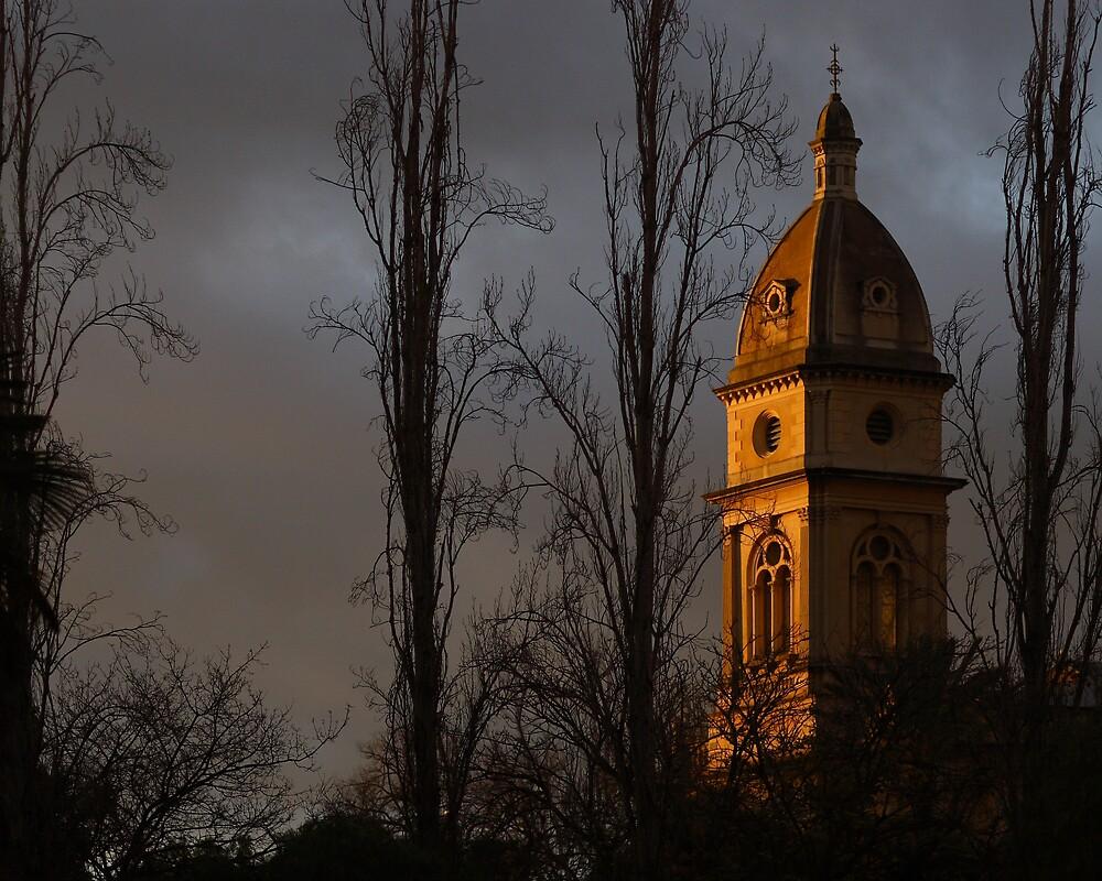 evenings, winter 2 by bigufe