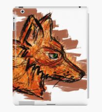 Graffiti Fox iPad Case/Skin