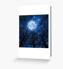Freedom Of The Night  Greeting Card