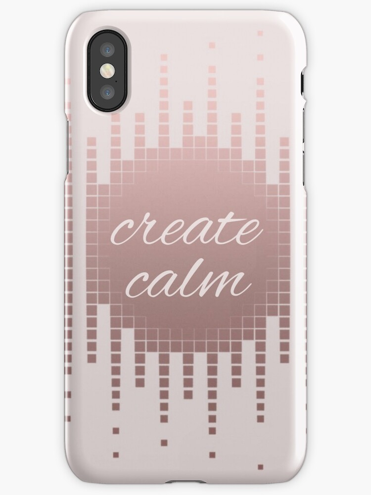 Create Calm by IntrovertStore