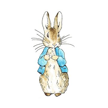 Peter Rabbit by HannahSterry