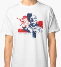 Snake&Quiet Classic T-Shirt