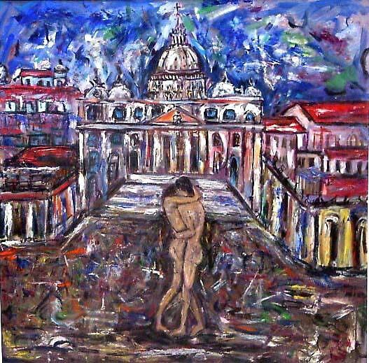 Amanti a Roma by lunahal