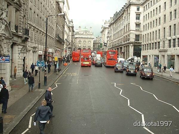 London street by ddakota1997