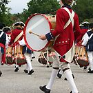 Fifes and Drums by Patricia Montgomery