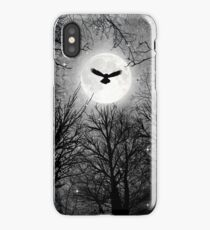 Wisdom Of The Night  iPhone Case