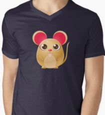 Mouse Baby Animal In Girly Sweet Style T-Shirt