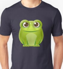Frog Baby Animal In Girly Sweet Style T-Shirt
