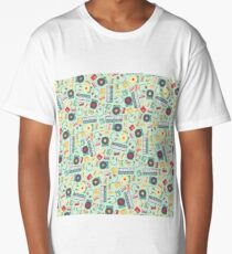 Retro music 3 Long T-Shirt