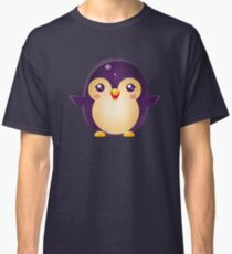 Penguin Baby Animal In Girly Sweet Style Classic T-Shirt