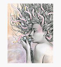Medusa's Lament  Photographic Print