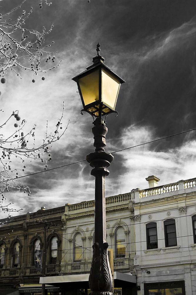 Lamp Mysticism by Daniel Sheehan