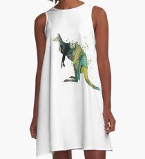Kangaroo A-Line Dress