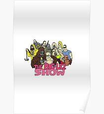 The Big Lez Show Squad Poster
