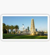 State War Memorial, Kings Park, Perth Sticker