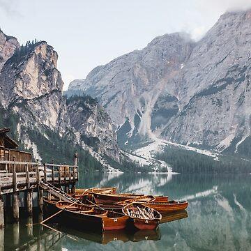 Vive la aventura - Lago Di Braies VIII de TravelDream