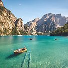 Live the Adventure - Lago Di Braies XIX by TravelDream