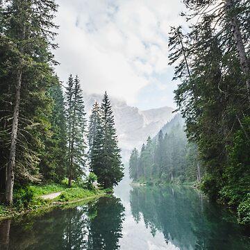 Vive la aventura - Lago Di Braies X de TravelDream