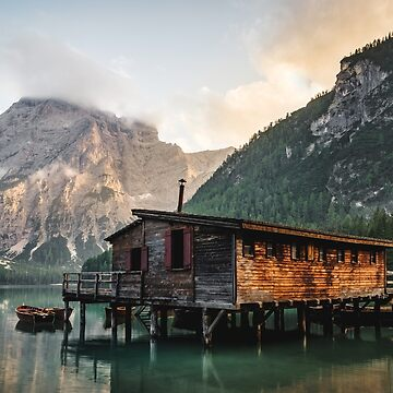 Vive la aventura - Lago Di Braies XI de TravelDream