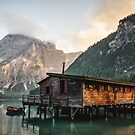 Live the Adventure - Lago Di Braies XI by TravelDream