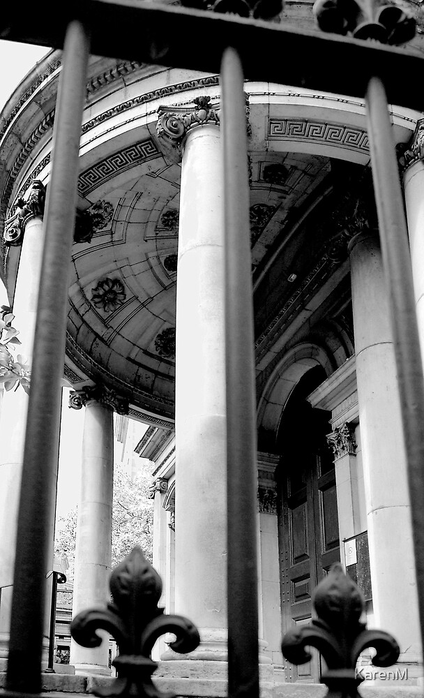 Portico by KarenM