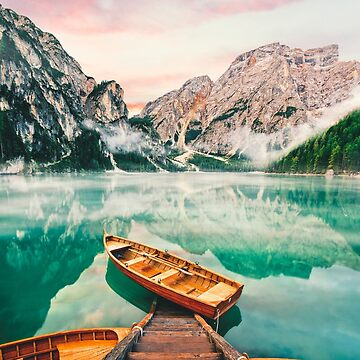Vive la aventura - Lago Di Braies XVII de TravelDream