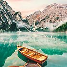 Live the Adventure - Lago Di Braies XVII by TravelDream