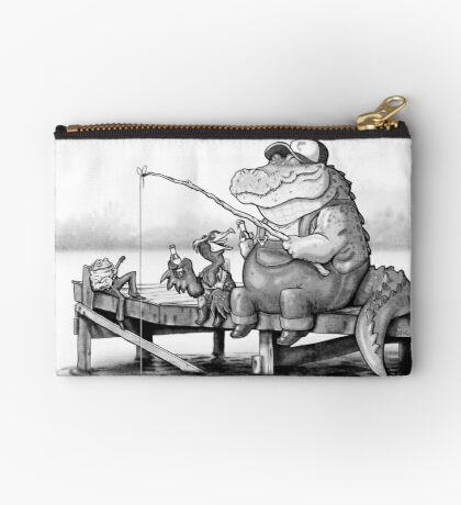 Fishing Buddies Studio Pouch