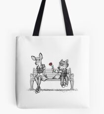 First Love Tote Bag