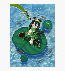 Froppy Photographic Print