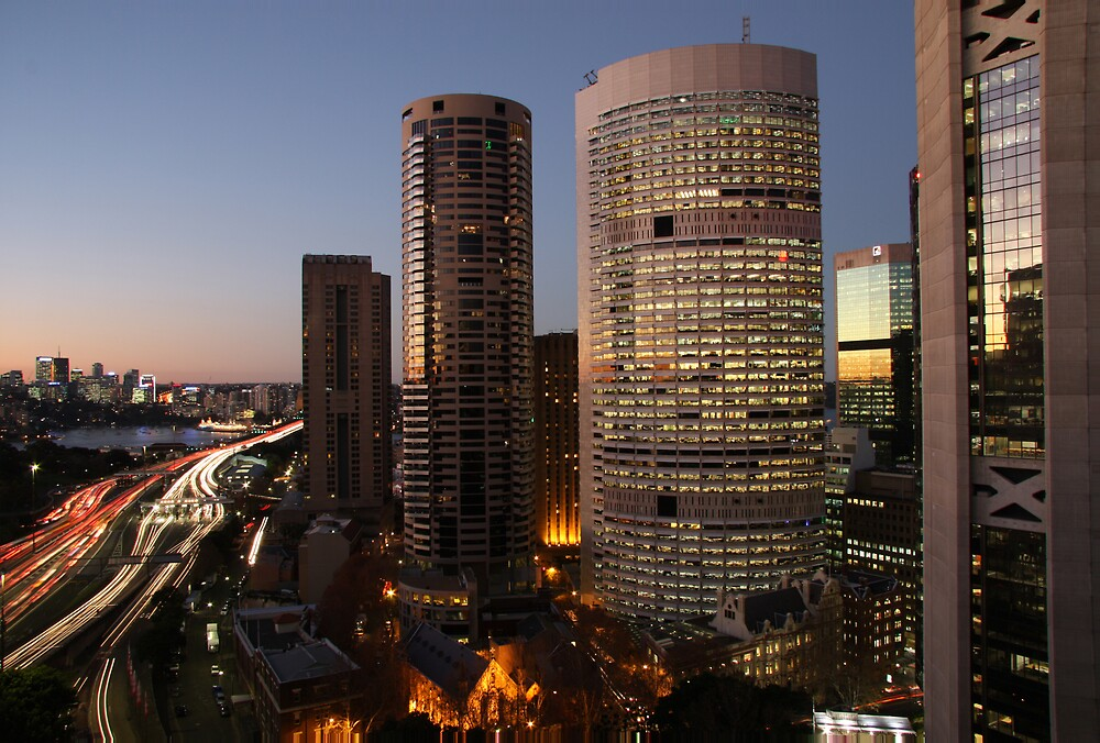 Sydney City by Korske Ara