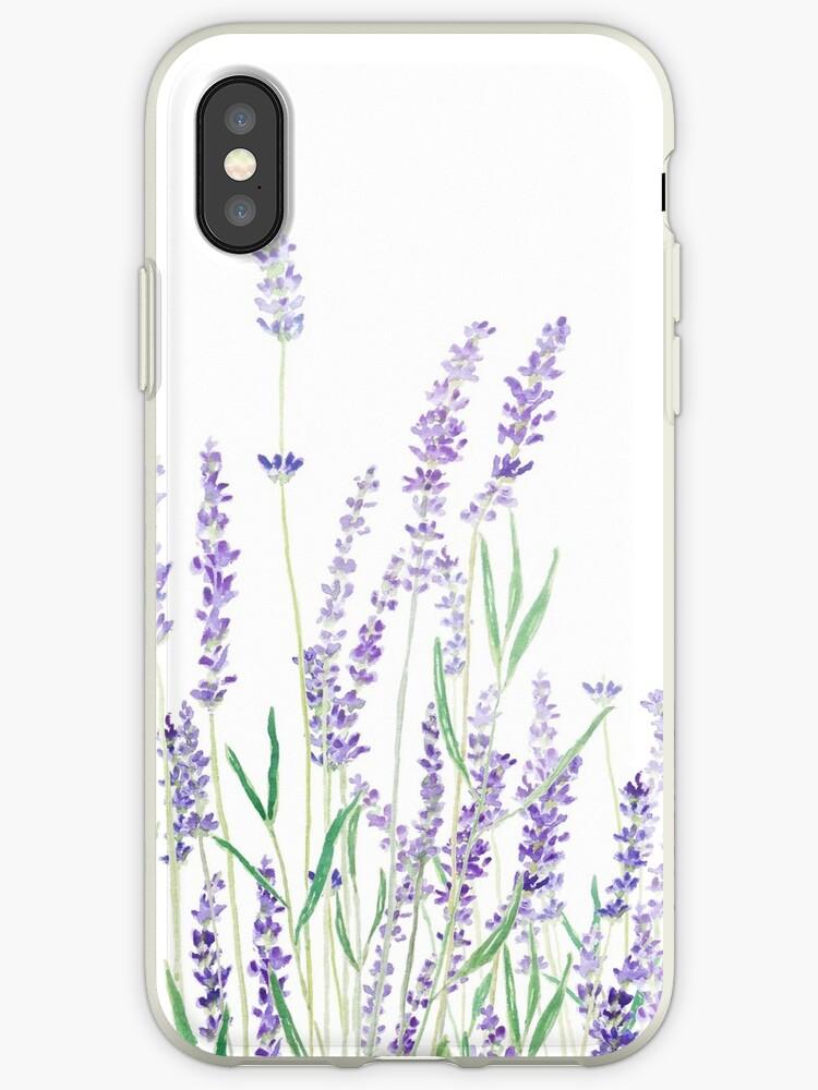 lila Lavendel von ColorandColor