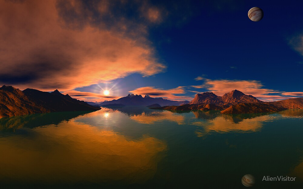 Sailors Delight by AlienVisitor