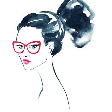 Glasses by Sofia-G