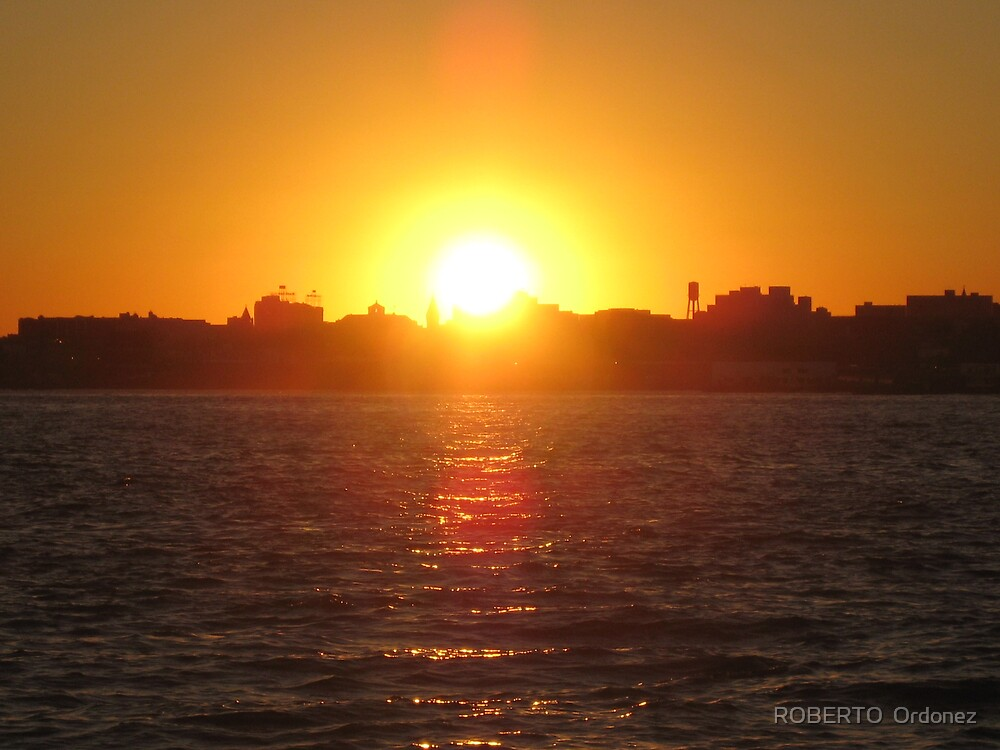 sun by Robert Ordonez