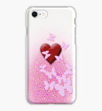 aMazed Heart iPhone Case/Skin