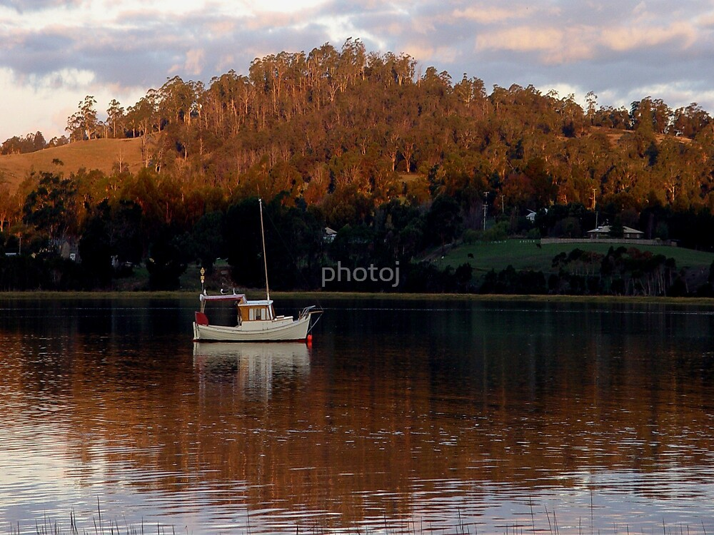 photoj Tasmania Launceston, The Tamar River by photoj