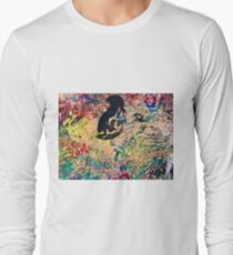Figurative abstraction Long Sleeve T-Shirt