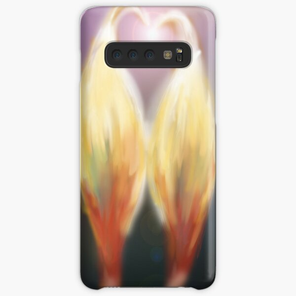 Twin Flame Samsung Galaxy Snap Case