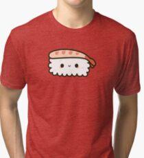 Cute prawn sushi Tri-blend T-Shirt