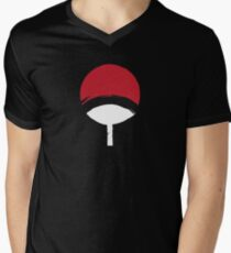 Uchiha Clan logo  Men's V-Neck T-Shirt