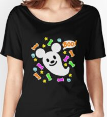 Boo!!! Women's Relaxed Fit T-Shirt
