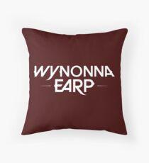 wynonna earp Throw Pillow