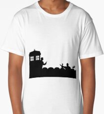 the doctor Long T-Shirt